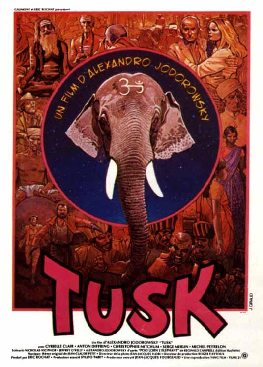 Les plus belles affiches de cinéma - Page 4 Tusk